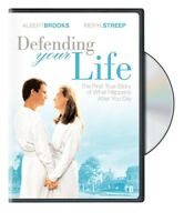 Defending Your Life (Albert Brooks Meryl Streep) Region 4 New DVD