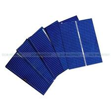 20pcs 52x39mm Poly Solar Cells for DIY Solar Panel Battery Charger Toy Led Light