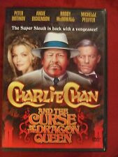 Charlie Chan and the Curse of the Dragon Queen (DVD, 2004)
