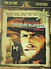 * ET POUR QUELQUES DOLLARS DE PLUS - WESTERN Segio Leone - DVD