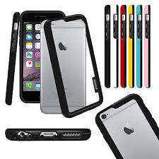 TPU Rubber Ultra Thin Bumper Case Frame Protective Cover For iPhone 6/6s/plus