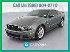 2013 Ford Mustang GT Coupe 2D Keyless Entry Dual Air Bags HID Headlamps Side Air Bags Fog Lights Traction