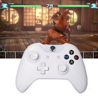 Bluetooth Wireless Game Controller Gamepad Joystick für Microsoft Xbox One Weiß.