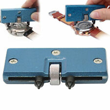 Rectangle Watch Back Case Cover Opener Adjustable Remover Repair Wrench Kit Tool