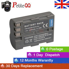 New Battery for Nikon EN-EL3e EN-EL3a D50 D70s D80 D90 D100 D200 D300S D700 D900
