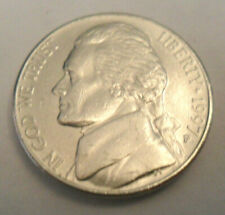 1992-P Jefferson Nickel Gem BU Uncirculated Full Steps Six Steps