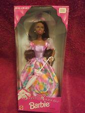 Vintage 1996 Walmart Sweet Magnolia Barbie Doll African American Mattel 15653