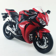 Welly Honda CBR1000 RR 1:10 Scale Die-Cast Motorcycle Model Collection Toy Hobby