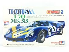NEW Mitsuwa Lola T70 MK3B 1/28 NIB Model Kit 613 Junior Le Mans Donahue Daytona