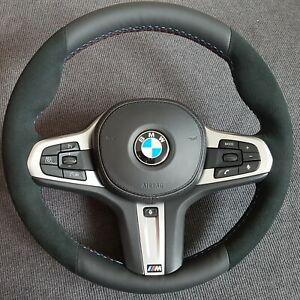 OEM BMW Steering Wheel M sport Performance Alcantara Series 5 G30 G31, X3 G01