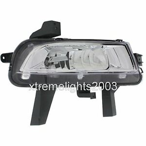 BUICK LACROSSE 2014-2016 LEFT DRIVER DRIVING LAMP FOG LIGHT BUMPER W/BULB NEW