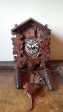 Vintage Cuckoo Clock Antique Clocks