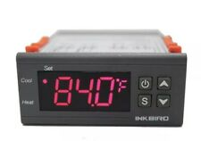 Inkbird ITC-1000 12V Digital Temperature Controller F&C Thermostat heat cool