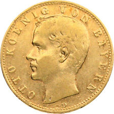 N305) J.199 BAYERN 10 Mark 1898 D Otto 1886-1913 Gold