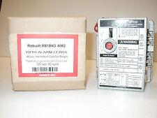 Honeywell R8184G 4082, 1237 Oil Burner Primary Control ALARM CAPABLE