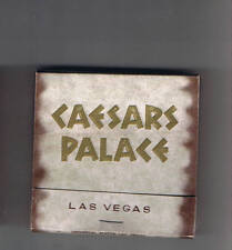 Caesars Palace Hotel Casino Spanish Steps Vintage Matchbook Las Vegas Nevada