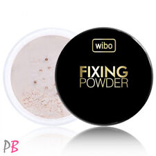 Wibo Fixing Powder Loose Face Powder Semi-transparent With Collagen