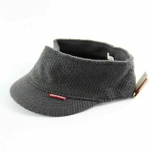 Nixon Top Advisor Grey Headband Beanie One Size