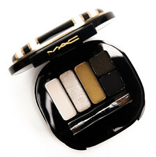 MAC Eyeshadow Palette/Compact Stroke of Midnight Smoky NIB Double Ended Brush