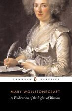 A Vindication of the Rights of Woman by Mary Wollstonecraft (2004, Paperback,...