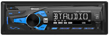 Dual 1-DIN Digital Media Receiver Car Stereo with Bluetooth Aux USB *XRM49