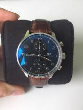 IWC Portugieser / Portuguese Chronograph watch - 2 years guarantee.