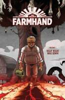 Farmhand Volume 1 Reap What Was Sown GN Rob Guillory Chew Farm Hand New NM