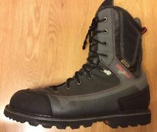 Motorfist Stomper Snowmobile Winter ATV Boots Men's Size 15 Leather Uppers EUC