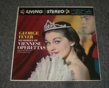 George Feyer~Memories of Viennese Operettas~RCA LSP-1862~FAST SHIPPING