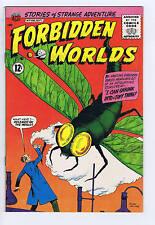Forbidden Worlds #106 ACG 1962