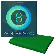 FXHome Photokey 8 Pro (Academic) with Green Screen Bundle