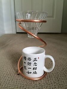 Pour Over Drip Coffee Dripper Stand Small