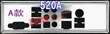 NEW SuperMicro I/O IO SHIELD BACKPLATE MAINBOARD FOR X9DA7,X9DAE #G77 XH