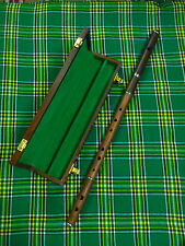 HW Professional D Flute Rosewood Tune-able with Wooden Case/D Flute Rose Wood