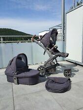 Kinderwagen 2 In 1 ABC Design 3Tec Street Buggy Babyschale Mit Zubehör