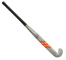 Adidas DF24 Kromaskin Composite Field Hockey Stick Silver/Orange, 36.5 & 37.5