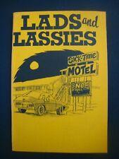 Vintage Cartoons Booklet...' Lads & Lassies '