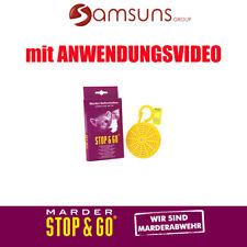 Stop&Go Marder Duftscheibe Konzentrat Marderschutz Marderschreck Duftspeicher