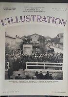Revista Dibujada L Semanal Ilustración N º 4938 DE Desconocida La Lac 1937 ABE