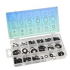225Pcs Rubber O Ring Sealing Gasket Washer Seal Metric Nitrile O-Ring Assortment