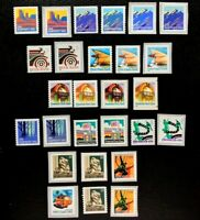 US Stamps SC#2902-2912 3207-08, 3228-9, 3447,3520 3522 3769, 3770 Set of 27
