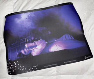 lorde melodrama world tour lithograph