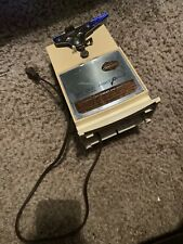 Vintage Harvest Gold Sunbeam Power Pierce Automatic Can Opener & Sharpener 05096