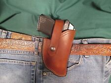 Leather Holster for Kel-Tec P11 9MM