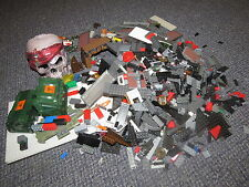 Huge Lot of Miscellaneous Mega Bloks Pirates Random As Is Great Gift! S1 1.83