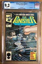 Punisher Limited Series #1 CGC 9.2 Jigsaw Marvel Comics Netflix Kingpin