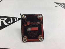 Charvel USA Electric Guitar Cast Neck Plate San Dimas