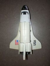 Vintage 1985 Bandai Super Gobots Nasa Space Shuttle Ship Gobot Transformers Toy