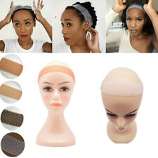 Silicone Non Slips Wig Grip Fix Band Rop-shaped Elastic Hair Headband Sports^@#