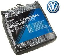 VW Transporter T5 Internal Thermal Blinds 4 Piece Front and Tailgate kit